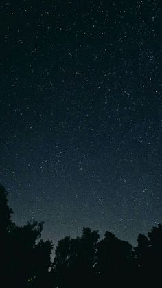 Mirando bajó las estrellas
