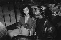 This is from a series of photos Michael Abramson took during the 1970's while visiting south side discotheques. The name of the book i...