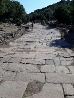 aigai ancient city.manisa turkey