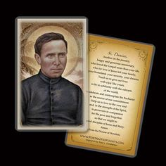 St. Damien of Molokai 1840 - 1889 Feast day: May 10 Patronage: people with…