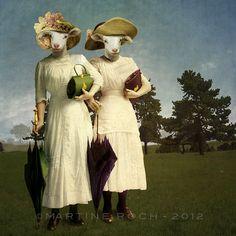 the sweet girls by Martine Roch