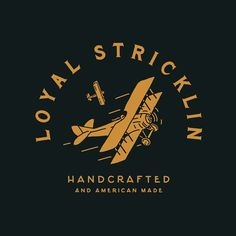 """""""Here is a look at the original illustration for the rebrand of  @loyalstricklin 's Aviator Mug."""""""