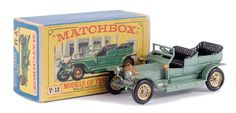 Matchbox Models of Yesteryear Rolls Royce Silver Ghost 1907 Antique Toys, Vintage Toys, Matchbox Cars, Metal Toys, Jeep Truck, Old Toys, Toys For Boys, Rolls Royce, Hot Wheels
