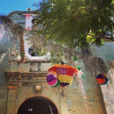 Church in Xochimilco - Productively Procrastinating
