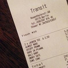 Transit, Berlin