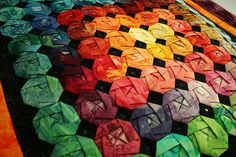 Free Motion: Quilt Festival