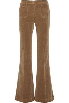 J BRAND  Ali high-rise flared corduroy jeans  $225