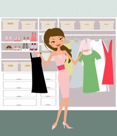 Simple Ways To ..... - Simple Ways To Create A Capsule Wardrobe
