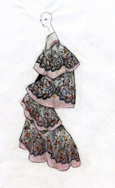 Olivier Theyskens é apontado como Rochas diretor artístico em 2003. Até 2006, ele esforçou-se para atualizar os códigos internos, tais como Chantilly lace, o guêpière ou cor-de-rosa, ilustrado através de silhuetas ultra-feminino e romântico.