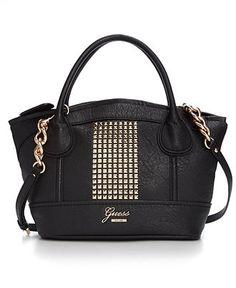 GUESS Handbag, Jinan Satchel - Handbags & Accessories - www.mellmak.com