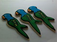 parrot cookies