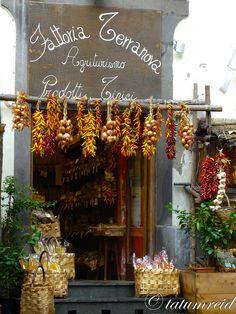 Amalfi Coast, Italy - photo by tatumreidphotography via flickr.com