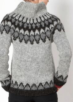 Harry Potter Knit, Icelandic Sweaters, Ski Sweater, How To Start Knitting, Sweater Design, Turtleneck, Knitting Patterns, What To Wear, Knit Crochet