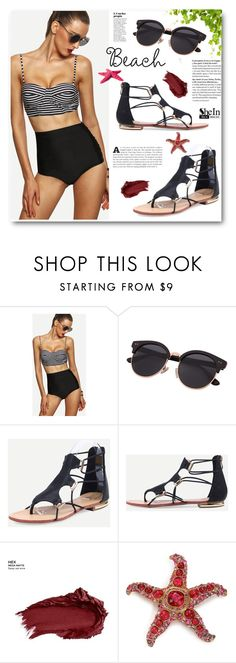 """""""SheIn 4"""" by edy321 ❤ liked on Polyvore featuring Urban Decay and Kenneth Jay Lane"""