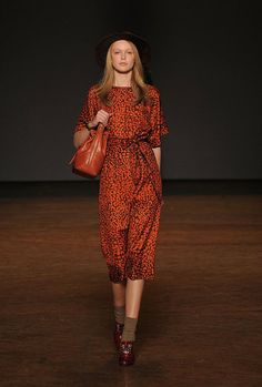 beautiful color and modest to boot! Marc by Marc Jacobs