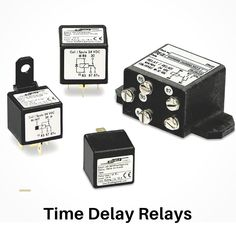 Time delay relays are in stock at ASAP Supply Chain. Quote Now!  #TimeDelayRelays #Relays #Connectors #ElectronicComponent