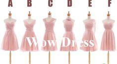 Hot Selling Custom Bridemaid Dress/ Short Bridesmaid Dress/ Pink Bridesmaid Dress/ Ruched Chiffon Dress/ Homecoming Dress