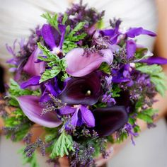Brides Magazine: Brightly-Colored Wedding Flower Ideas : Wedding Flowers Gallery