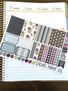 Navy Shabby Chic Planner Stickers, Erin Condren Planner Stickers, Life Planner Stickers, Happy Planner, ECLP, Filofax, Kikki K