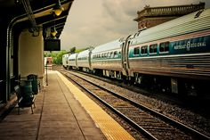 Fredericksburg Train Station