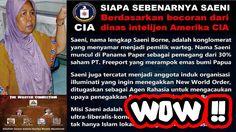 HEBOH ! MISTERI IBU SAENI Anggota CIA Dan ILLUMINATI  | KASUS  WARTEG