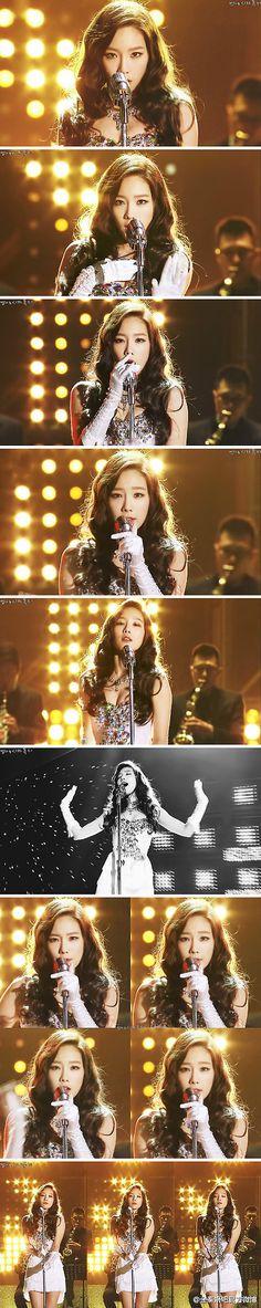 SNSD Taeyeon Girls Generation glamour