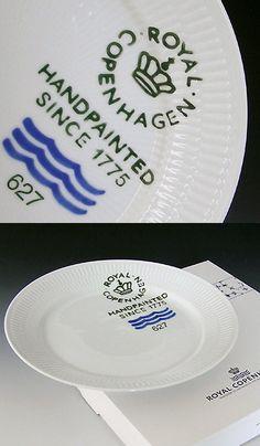 Royal Copenhagen Signature Series dinnerware