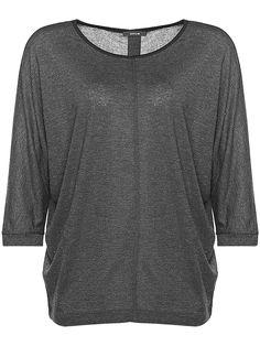 Opus 224521716 SELLINA T-Shirt Lange mouw 8055 slate grey melange  Description: Opus 224521716 sellina Dames kleding Shirts en Tops grijs? 4595  Direct leverbaar uit de webshop van Express Wear  Price: 45.95  Meer informatie