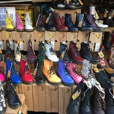 If I dont come home from #amsterdam with a pair of #boots docmartens #nirvana it will be a miracle!