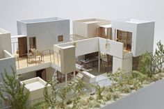 model Amazing Architectural Model An architectural model is a type of scale model – a physical representation of a structure – built to study aspects of an architectural design or to communicate design ideas. Architecture Model Making, Architecture Sketchbook, Architecture Wallpaper, Architecture Old, Sustainable Architecture, Contemporary Architecture, Computer Architecture, Enterprise Architecture, Model Homes
