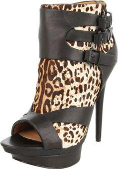 L.A.M.B. Women's Dorrie Ankle Boot