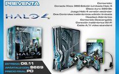 ¡Ya puedes apartar en México el Xbox 360 de Halo 4! on http://www.entermedia.mx