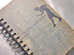 HOW COOL IS THIS? Favorite vintage and Collectible Books Reclaimed and turned into JOURNALs   and Notebooks  RECYCLED Upcycled Altered by theChineseLaundry, $14.00