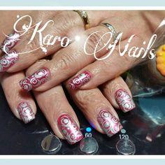 Esmaltes fantasy nails y sellos