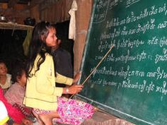@UNESCO/Marte Vindspoll - Bilingual Education Class in Taveng District, Ratanakiri