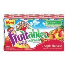 Apple and Eve Fruitables, Apple Harvest, 8-count (Pack of 5) * Learn more by visiting the image link.