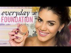 ★★Rutina de maquillaje para el día a día. Foundation routine everyday. Routine de maquillage de tous les jours. by Camila Coelho. www.facebook.com/... Bagatelle Marta Esparza #Rutina #maquillaje #CamilaCoelho