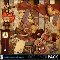 Bear'ly Brown https://www.mymemories.com/store/display_product_page?id=MJHS-CP-1406-61307&r=Marniejo's_House_of_Scraps