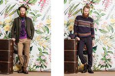 Henry Cottons Autumn/Winter 2015 Men's Lookbook | FashionBeans.com