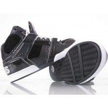Osiris Shoes // Osiris Nyc 83 Ult Black/black/silver