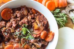 Smoky Paleo Hungarian Goulash by The Paleo Fix