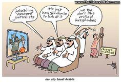 Saudi Arabian barbarity