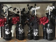 Specializing in unique wedding themes by AlwaysADORNable Event Themes, Event Venues, Wedding Themes, Event Decor, Wedding Designs, Wedding Events, Flowers Wine, Wedding Boxes, Handmade Wedding