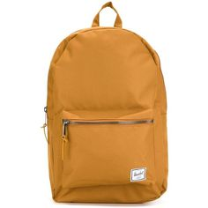 Herschel Supply Co. Settlement Backpack (3.215 RUB) ❤ liked on Polyvore featuring bags, backpacks, knapsack bags, beige bag, rucksack bag, day pack backpack and herschel supply co bag