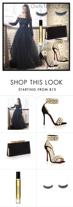 """OwnTheLooks 40"" by soofficial87 ❤ liked on Polyvore featuring Christian Louboutin, Jimmy Choo, Byredo and ownthelooks"