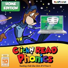 CNK Digital & ClickN KIDS Tablet: Phonics spelling & reading games, lessons and activities for kids. Phonics Reading, Reading Games, Kids Reading, Phonics Games For Kids, Phonics Activities, Activities For Kids, Online Reading Programs, Kids Tablet, Parents As Teachers
