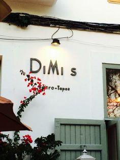 Restaurante DiMis Sta. Gertrudis Ibiza