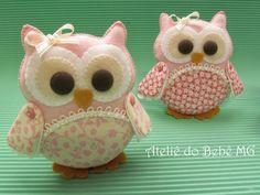 Owl Crafts, Diy And Crafts, Felt Doll Patterns, Owl Fabric, Felt Baby, Felt Dolls, Wool Felt, Dinosaur Stuffed Animal, Projects To Try