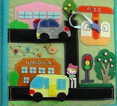 """Vývojová kniha pro kluky """"Doprava"""" - řemesel - Babyblog.ru"""