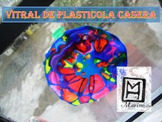 marinearte: Tinta para sellos Cacera Blog, Art, Plastic Cups, Jars, Homemade, Blogging, Kunst, Art Education, Artworks